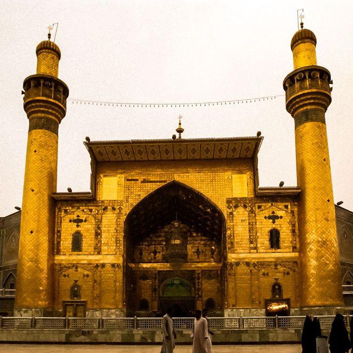 Najaf, dov'è sepolto Ali