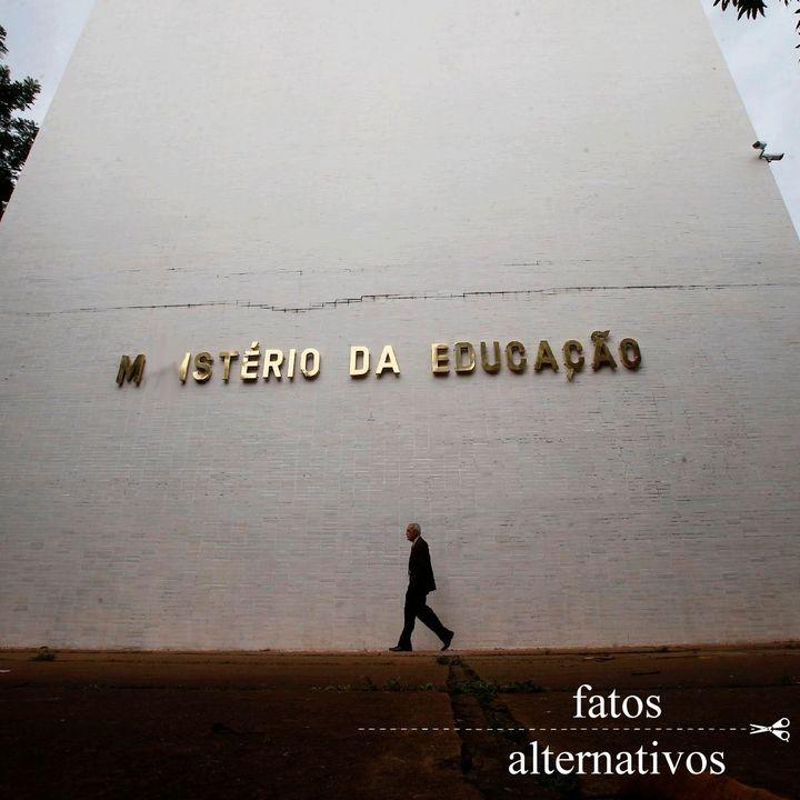 """Pastel Vazio #1 - O """"Célebro"""" do Novo Ministro da Educação"""