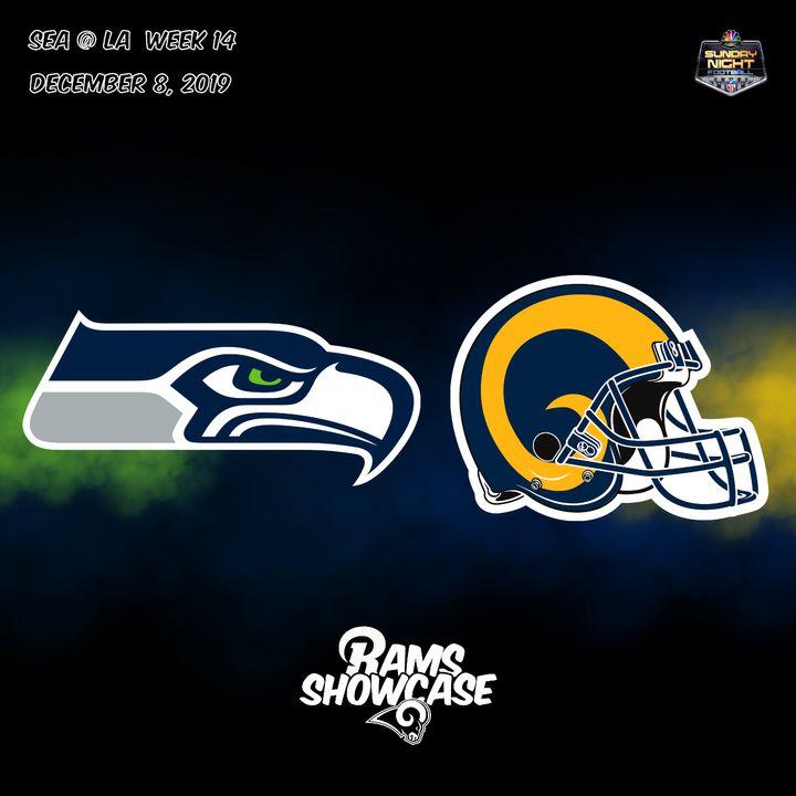 Rams Showcase - Seahawks @ Rams