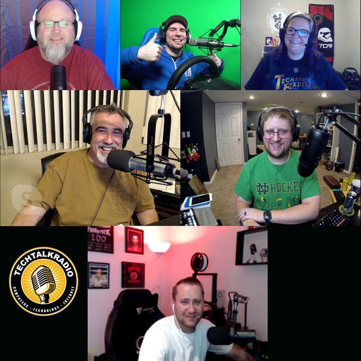 EPISODE 293 : Streaming Jackhammers!