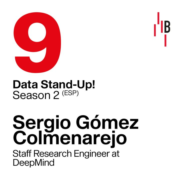 Sergio Gómez Colmenarejo · Staff Research Engineer en DeepMind  //  Bedrock  @ LAPIPA_Studios