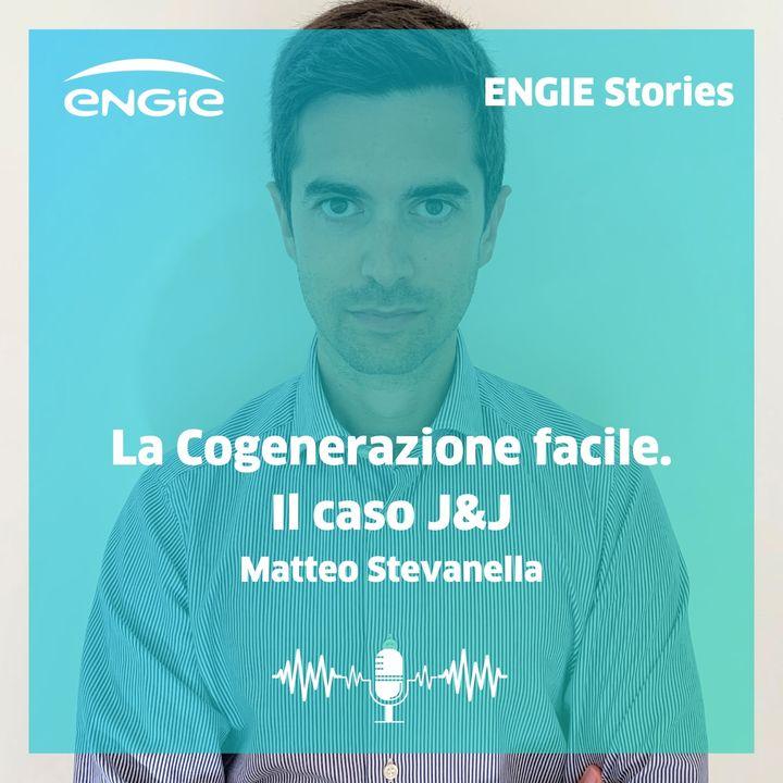 La cogenerazione facile. Il caso J&J | Matteo Stevanella
