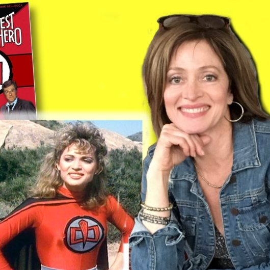 #364: Mary Ellen Stuart joins me to talk about flying - and crashing - as The Greatest American Heroine!