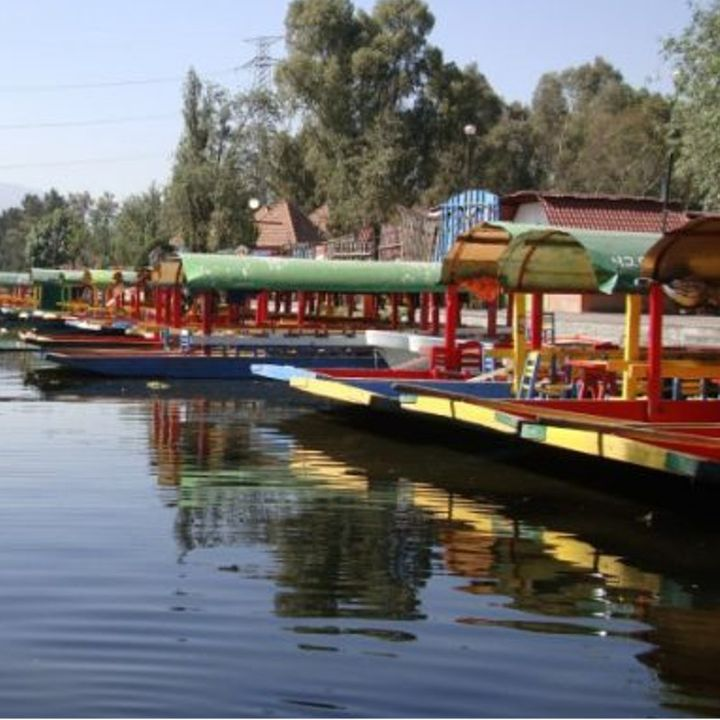 Reabrieron los embarcaderos de Xochimilco