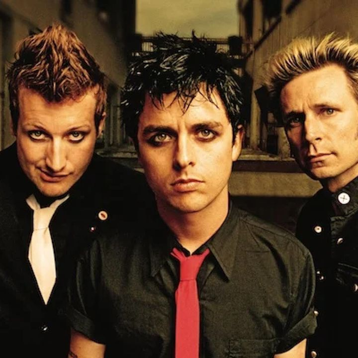 Episode 31 - Robbie.G Top 10 Hump Day Songs Green Day