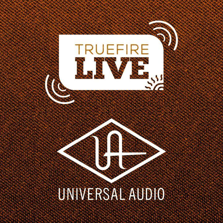 Universal Audio with Corey Congilio