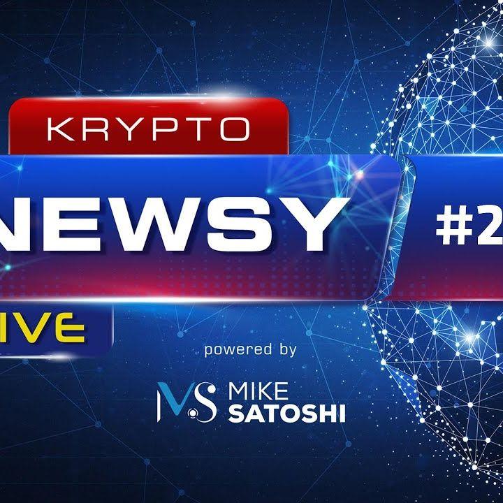 Krypto Newsy Live #278 | 23.08.2021 | Mamy to! Bitcoin przebił $50k i odreagował, VISA kupiła NFT CryptoPunk, Rekordowa adopcja Dogecoin