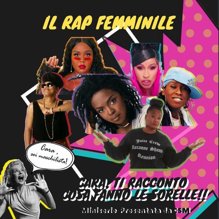 CSM Pillole_03 Il Rap Femminile