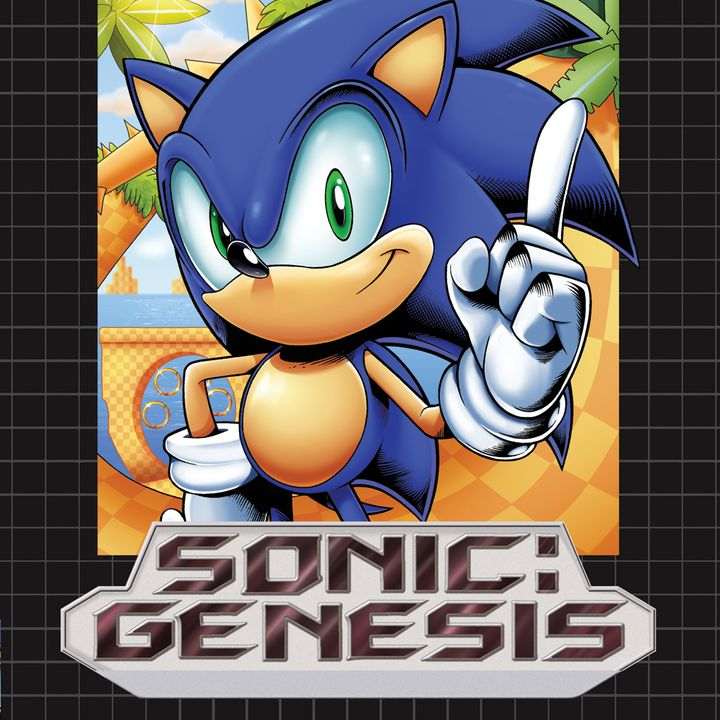 """Source Material #267 - """"Sonic: Genesis"""" (Archie, 2011)"""
