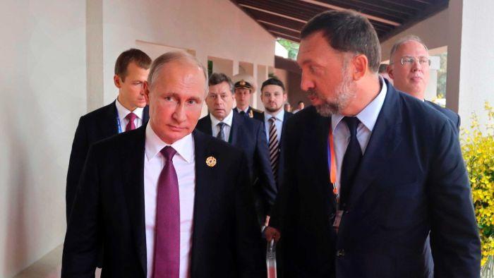 RUSSIA | S02 07 - Oleg Deripaska: The collusion connection?