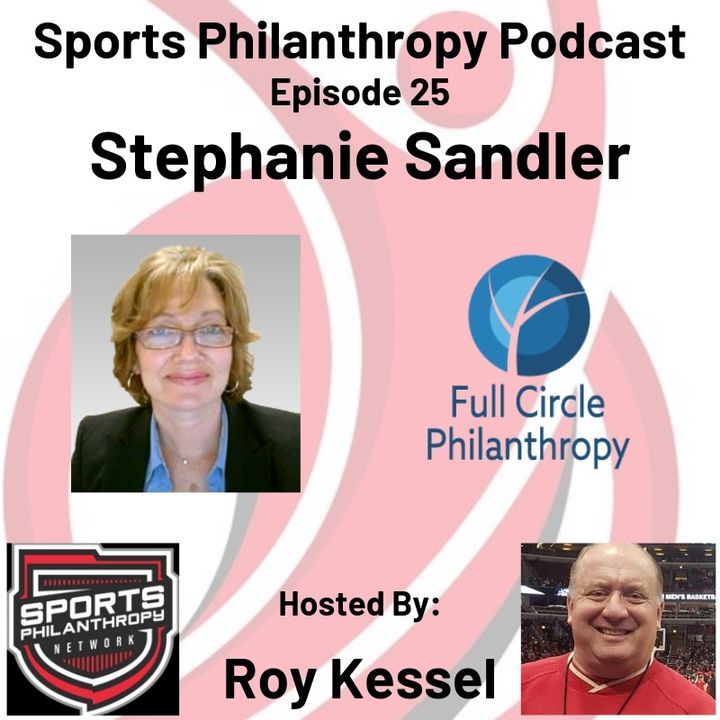 EP23: Stephanie Sandler, Full Circle Philanthropy