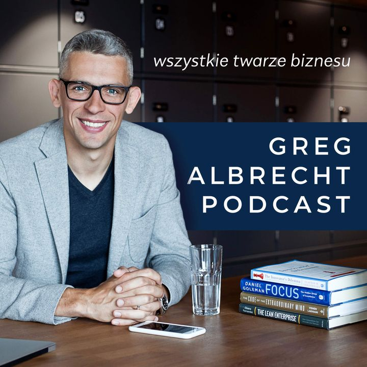 Greg Albrecht Podcast