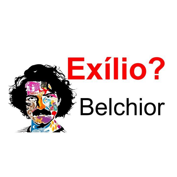 """O exílio presente em """"Tudo outra vez"""", de Belchior"""