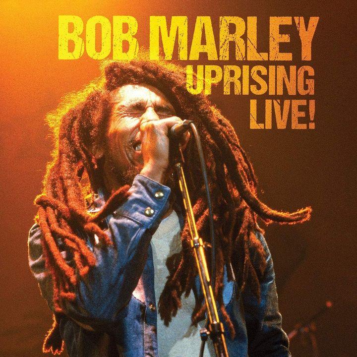 Bob Marley - UPRISING LIVE! (1980) 3LP VINYL ORANGE EDITION 75th (10-2020) - I THREE - SIDE A