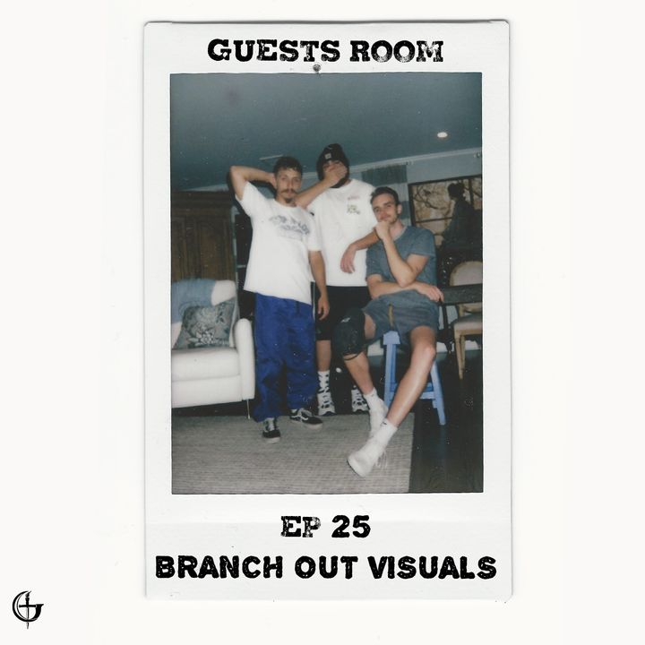 """EP 25 Branch Out Visuals - """"New Beginnings"""""""