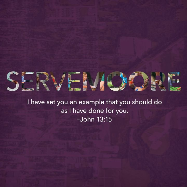 SERVEMOORE- The Jesus Way