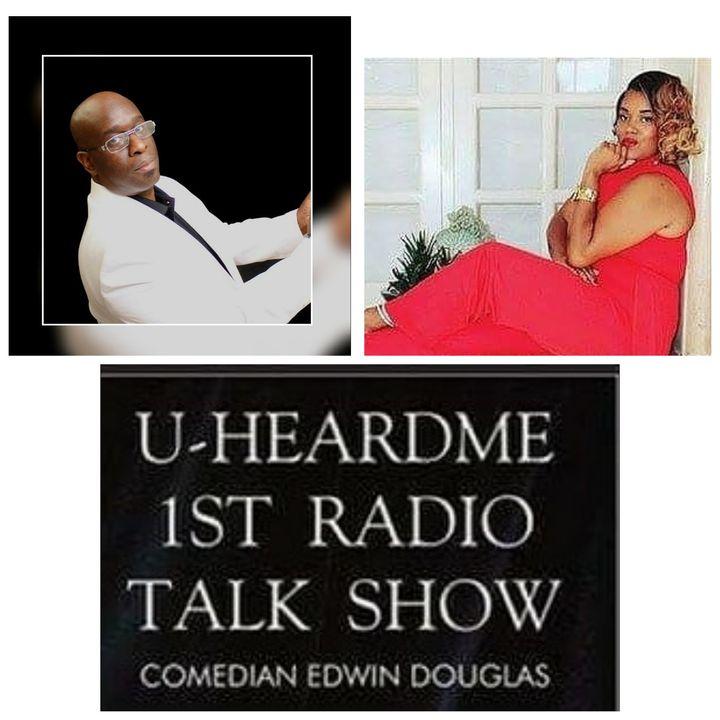 Uheardme 1ST RADIO TALK SHOW - Jaquithia Stinson - Author and Community Activist