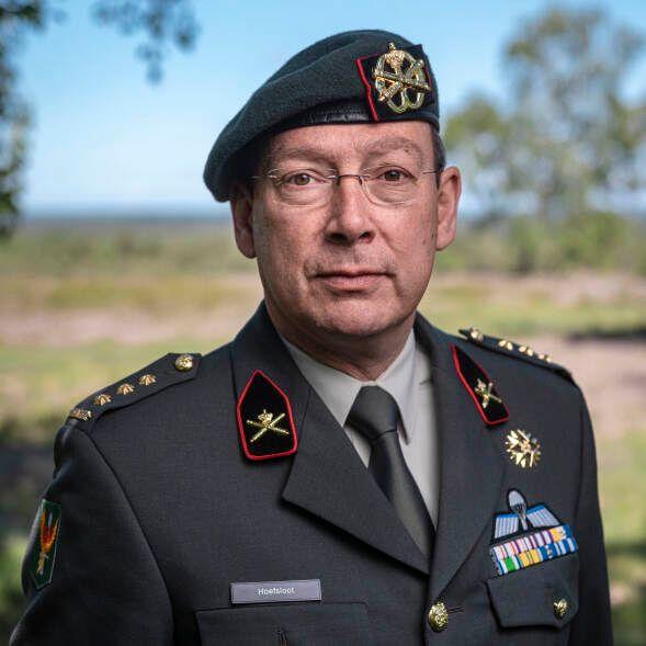 Nieuwe directeur Nederlands Veteraneninstituut Paul Hoefsloot over toekomst veteranen