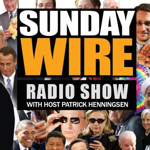 Sunday Wire EP #141 -'The New Euro Man' with guests Branko Malić, Mike Robinson, Basil Valentine