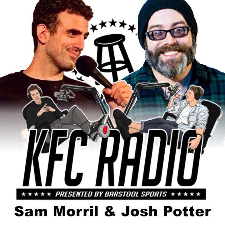 Sam Morril, Josh Potter, and The Great Pornhub Purge of 2020