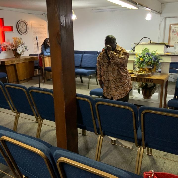 S1 E129 - God's Day  with Lady Aunqunic Collins -  Sunday Morning Worship on 7.5.2020