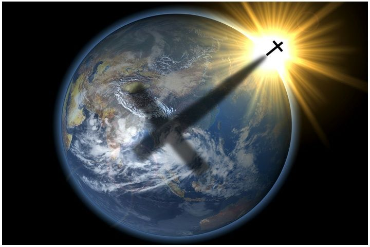 The God Of the Bible Created The Heavens And The Earth PERIOD!