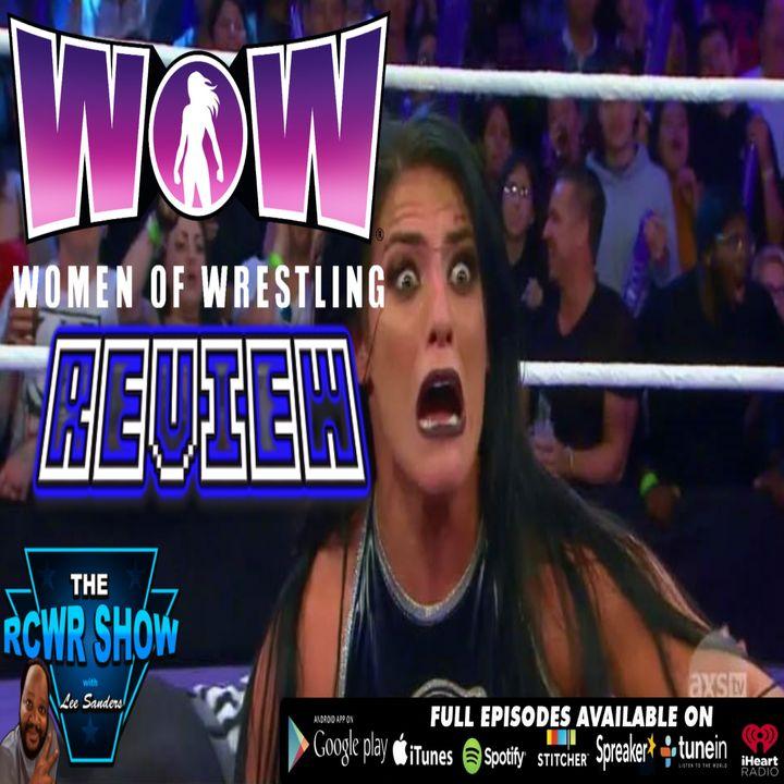 WOW-Women of Wrestling 11-9-2019 Recap: Blanchard Finally Defends Title against Jungle Grrrl
