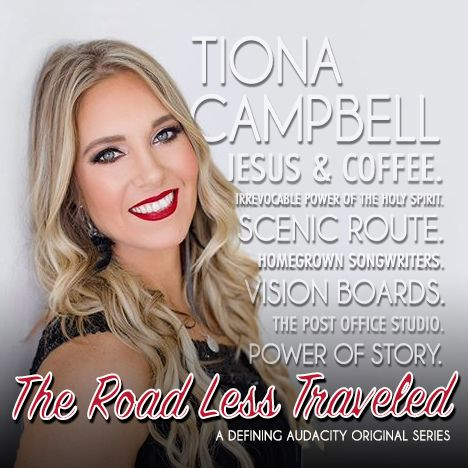 Tiona Campbell: Irrevocable power of the Holy Spirit