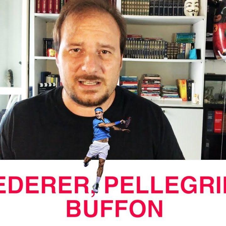 E' sempre il tempo giusto per raggiungere i tuoi obiettivi! Federer - Pellegrini - Buffon