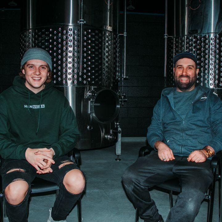 Maître distillateur avec Jonathan Perlstein | Le Podcast de Niry