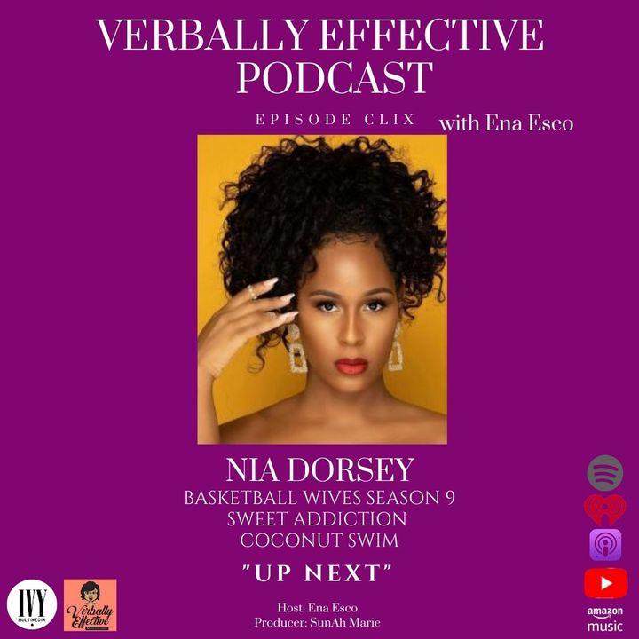 "EPISODE CLIX | ""UP NEXT"" w/ NIA DORSEY"