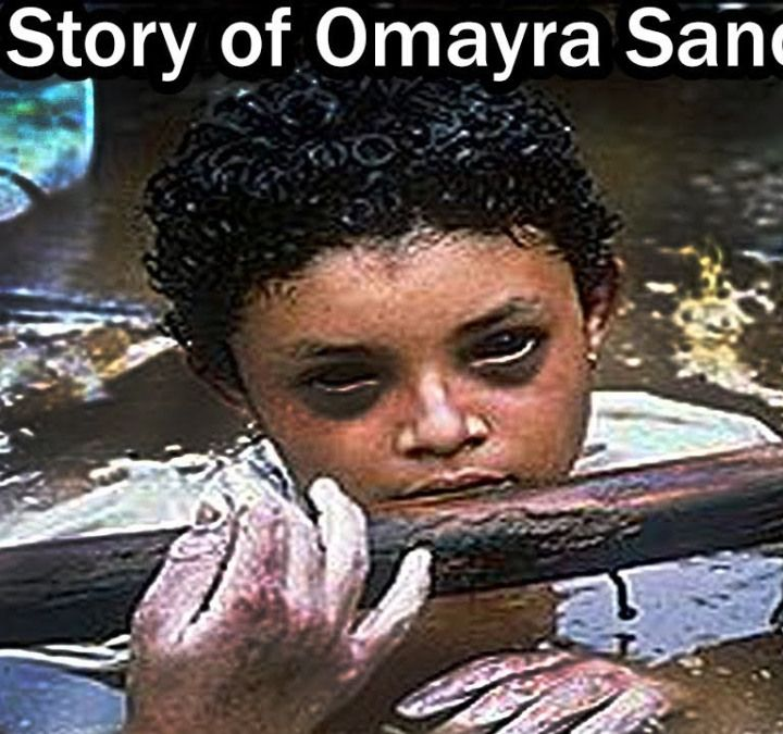Episode 2 - Heather Harris's podcast (The story of Omayra Sanchez)