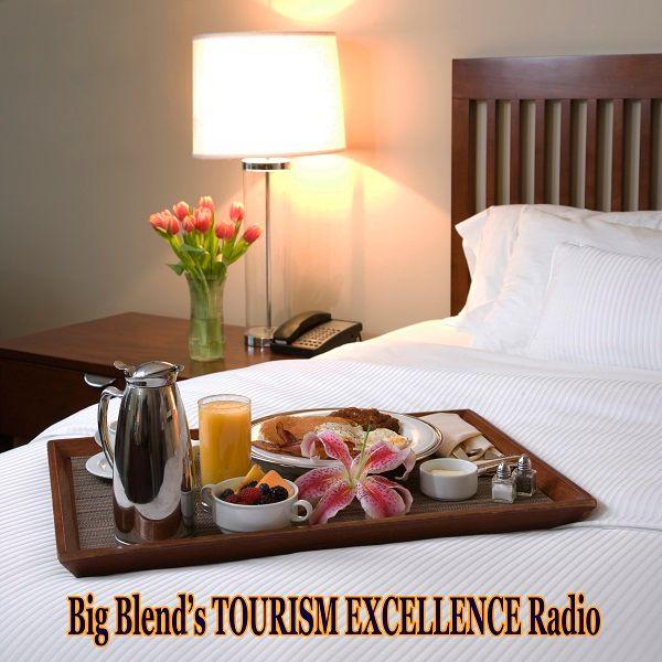 Tourism Excellence - Bobbi DePorter and Adam M. Roberts on Big Blend Radio