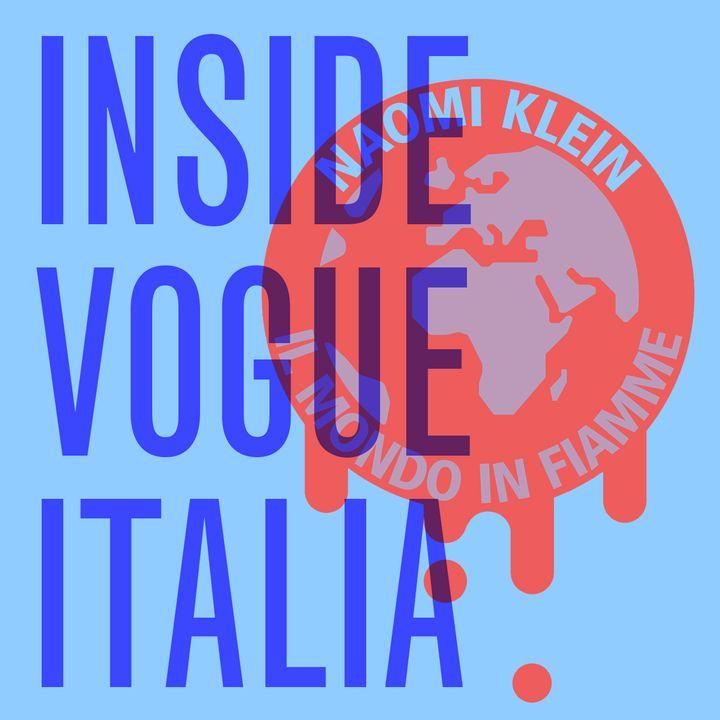 Naomi Klein - Vogue Italia Gennaio 2020