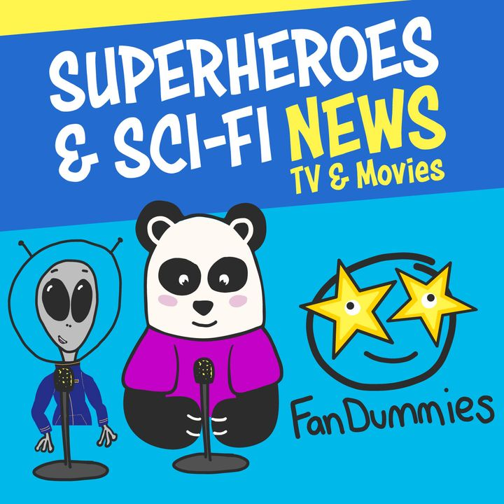 This Week in Superheroes and Science Fiction News 4-15-2021