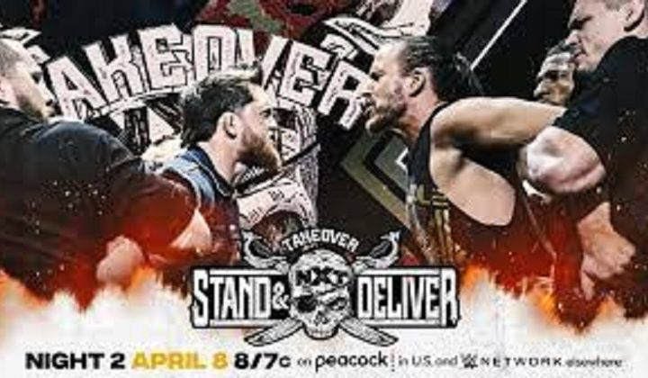 Episode #63: NXT Takeover Stand & Deliver Night 2 Watch-Along Special