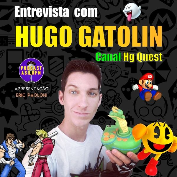 Entrevista - Retro Games com Hugo Gattolin