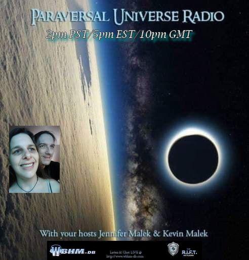 Paraversal Universe