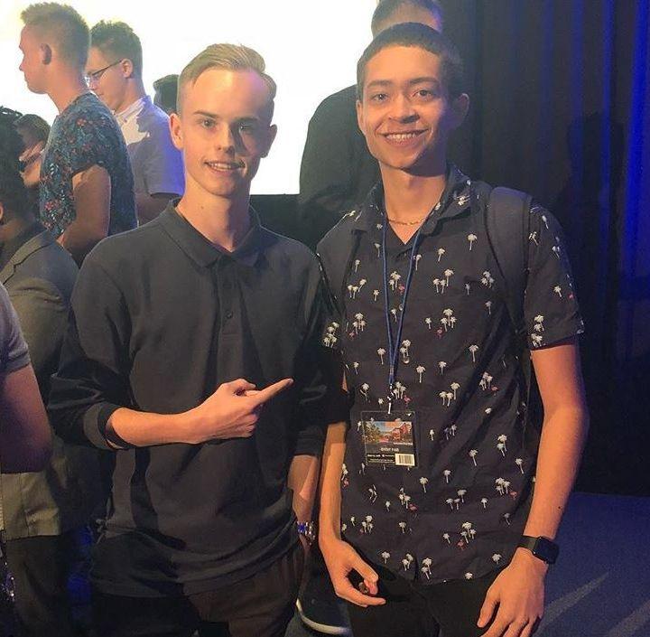 Start a Business Under 18? Matthew Iglesias: 16 Year Old Entrepreneur