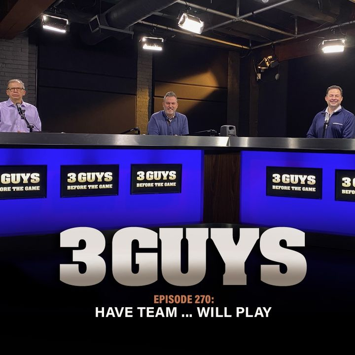 Have Team ... Will Play with Tony Caridi, Brad Howe and Hoppy Kercheval