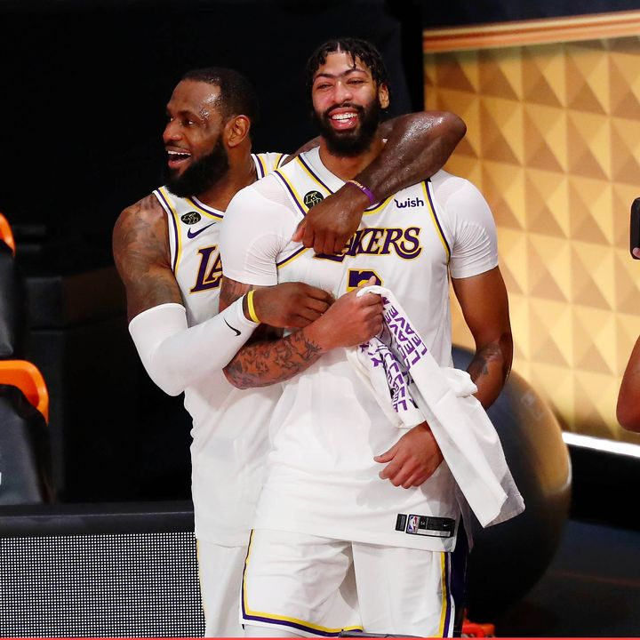 CK Podcast 461: The Lakers win the NBA Championship
