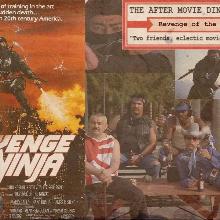 Ep 299 - Revenge of the Ninja