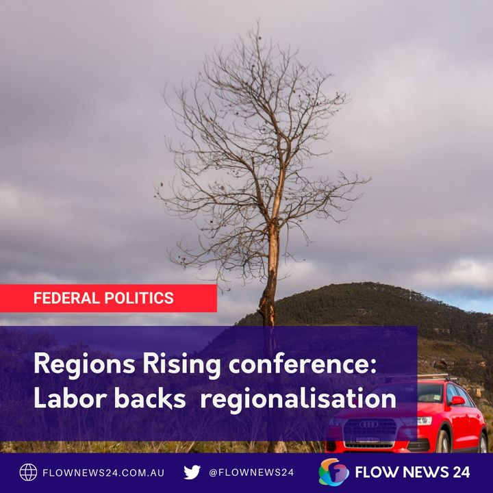 Labor's @CatherineKingMP's hot take on regionalisation at the Regions Rising conference