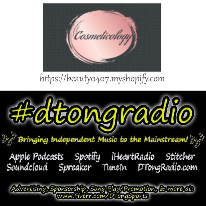 #MusicMonday on #dtongradio - Powered by Cosmeticology