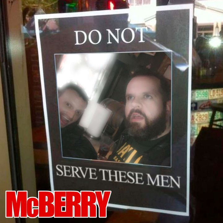 Dear God, it's McBerry!