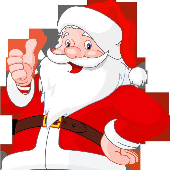 Santa Talks With Movement School Students