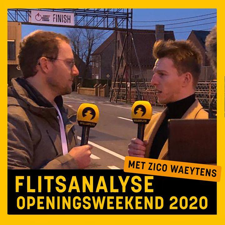 "FlitsAnalyse openingsweekend 2020 met gastanalist Zico Waeytens: ""Super Quick-Step gezien"""