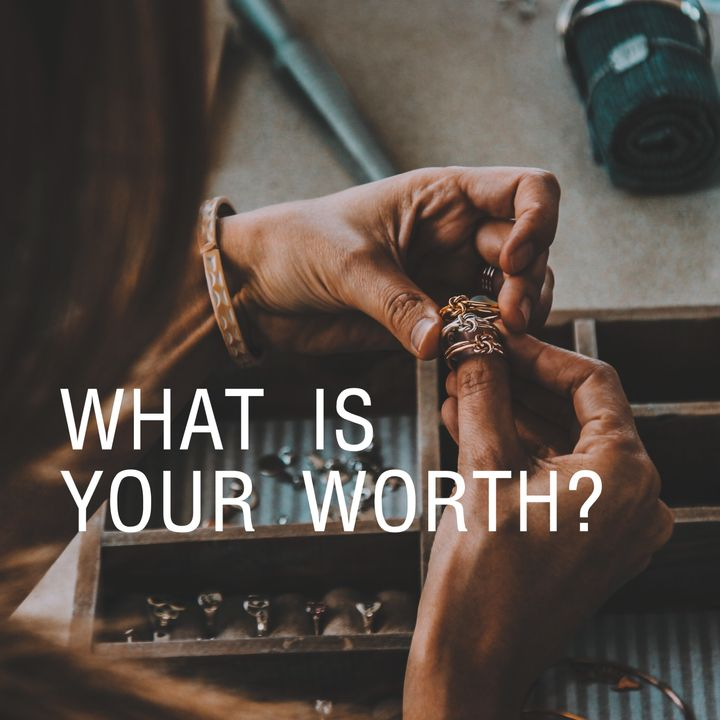 What Is Your Worth? - Mabel Yiek