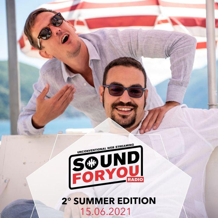 Sound For You Radio - Estate di acqua - 15.06.2021