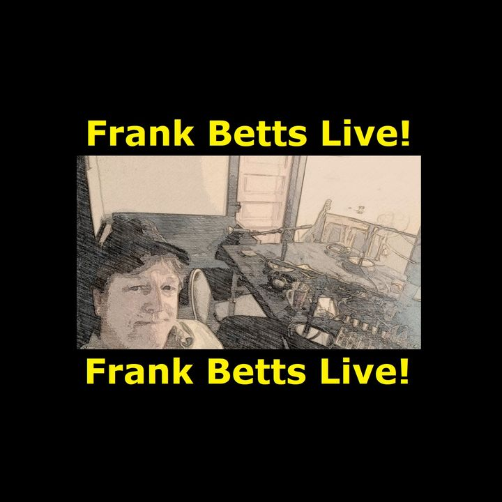 Frank Betts Live. with Pudge.